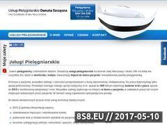 Miniaturka domeny www.pielegniarka.info.pl