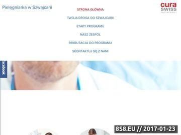 Zrzut strony Praca - kursy dla pielęgniarek