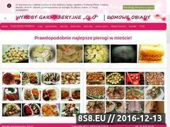Miniaturka domeny pierogi-olo.pl