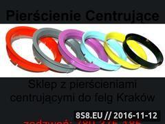 Miniaturka domeny www.pierscieniecentrujace.pl