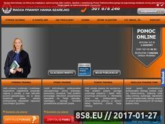 Miniaturka domeny pierwszaprawna.pl