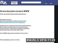 Miniaturka domeny www.pilkacv.pl