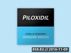 Miniaturka domeny www.piloxidil.pl