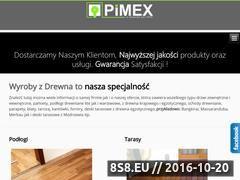 Miniaturka domeny pimex.pl