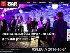 Miniaturka domeny www.pimpmybar.pl