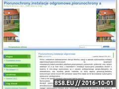 Miniaturka domeny www.piorunochron.dibu.pl