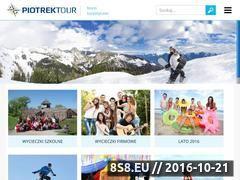 Miniaturka domeny piotrek-tour.pl