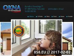 Miniaturka domeny piotrkow.pcv-okna.pl