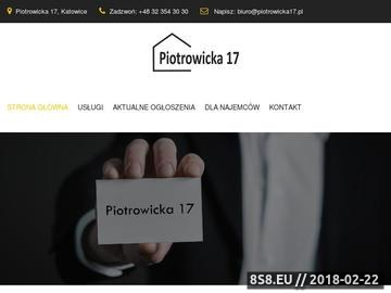 Zrzut strony Wynajem powierzchni biurowych Katowice