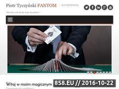Miniaturka domeny www.piotrtyczynski.com