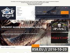 Miniaturka domeny www.pirania-sklep.pl