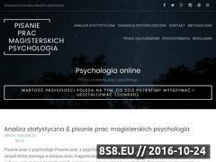 Miniaturka domeny pisanieprac-psychologia.pl