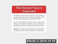 Miniaturka domeny pisaniepracmagisterskich.com