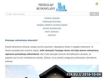 Zrzut strony Przegląd budowlany, książka obiektu budowlanego - Słupsk i okolice