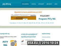 Miniaturka domeny www.pit2016ng.pl