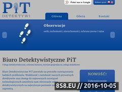 Miniaturka domeny pitdetektywi.pl