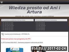 Miniaturka domeny www.pitfree.pl