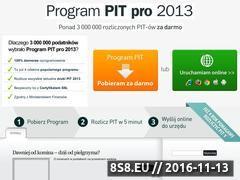 Miniaturka domeny www.pitpro.pl