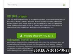Miniaturka domeny pity2014ips.pl
