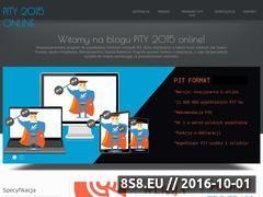 Miniaturka domeny www.pity2015online.pl