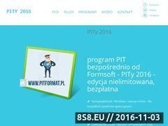 Miniaturka domeny www.pity2016.com
