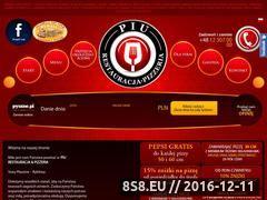 Miniaturka domeny www.piurestauracja.pl