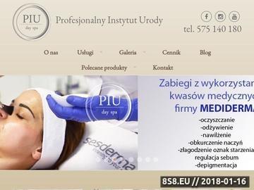 Zrzut strony Karboksyterapia Wrocław