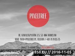 Miniaturka domeny pixeltree.pl