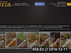 Miniaturka domeny pizzeria-tessa.pl