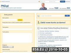 Miniaturka domeny www.pkd-24.pl