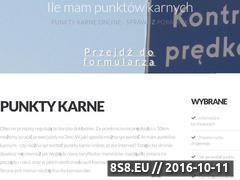 Miniaturka domeny pkt-karne.pl
