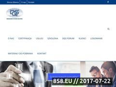 Miniaturka domeny pl.dqs-ul.com