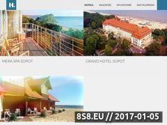 Miniaturka Najlepsze hotele (pl.hotelopedia.org)