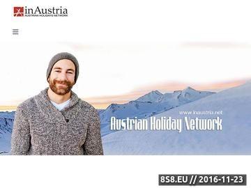 Zrzut strony Narty w Austrii