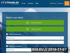 Miniaturka domeny pl.trans.eu