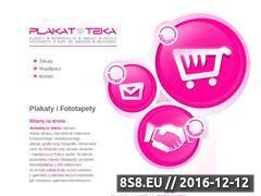 Miniaturka domeny www.plakatoteka.pl
