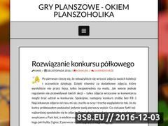 Miniaturka domeny planszoholik.pl