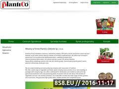 Miniaturka domeny www.plantico.pl