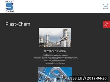 Zrzut strony Metalurgia PlastChem