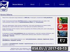 Miniaturka domeny plastikowekarty.com.pl