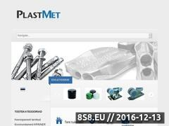 Thumbnail of PlastMet Website