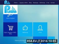 Miniaturka domeny www.plawia.pl