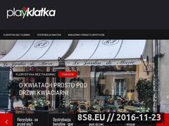 Miniaturka domeny playklatka.pl