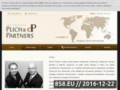 Miniaturka domeny www.plich.com