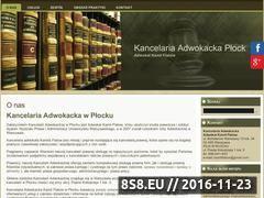 Miniaturka domeny plock-adwokat.pl