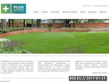 Zrzut strony Usługi ogrodnicze Wrocław - PPW PlusGarden