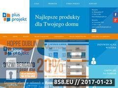 Miniaturka domeny plusprojekt.eu