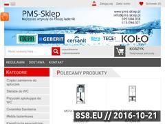 Miniaturka domeny pms-sklep.pl
