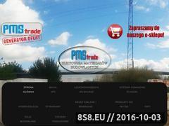 Miniaturka domeny pmstrade.pl