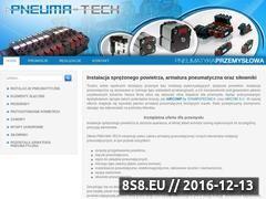 Miniaturka domeny www.pneuma-tech.pl